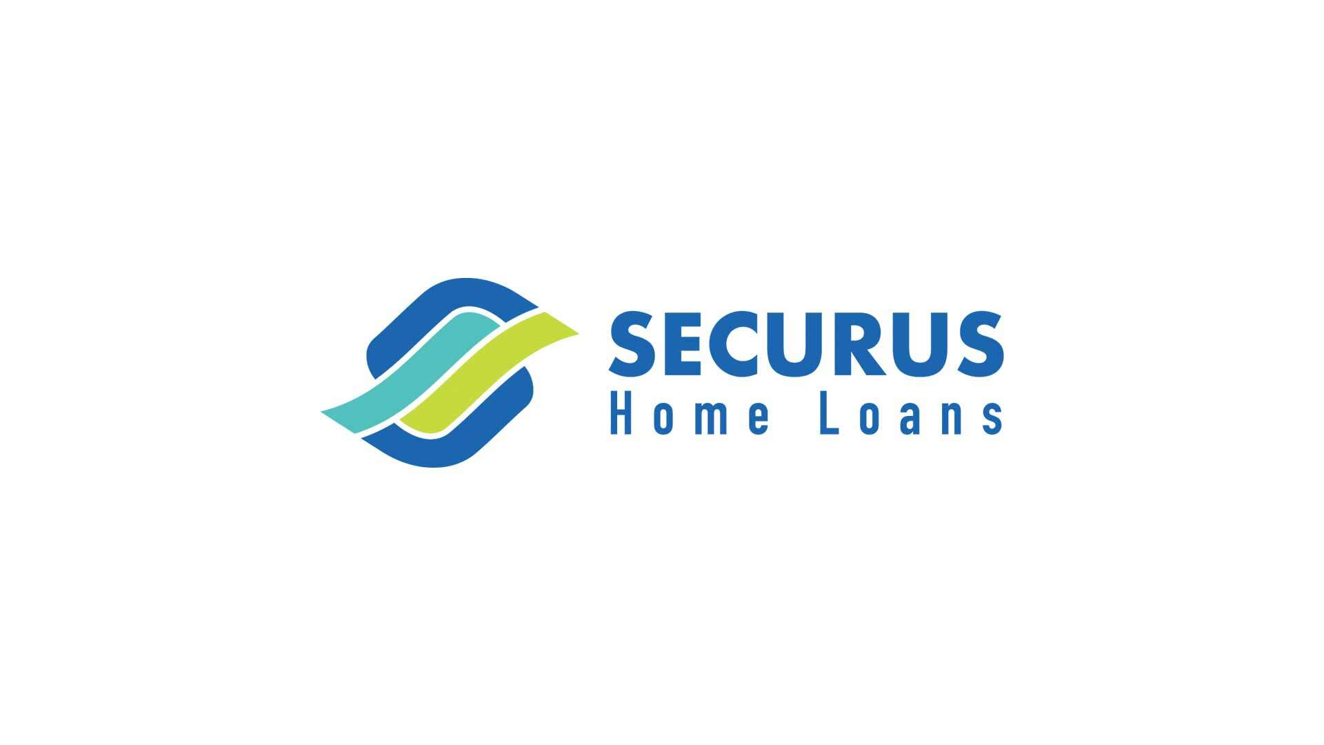 Securus Home Loans Logo Design