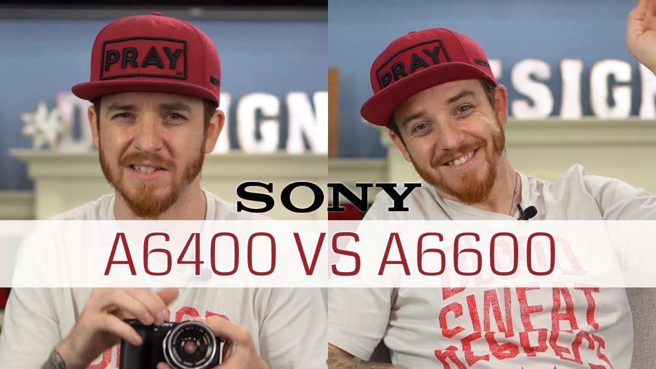 Best 4K Vlogging Camera with Flip Screen | Sony a6400 vs 6600 Unboxing and Video Test