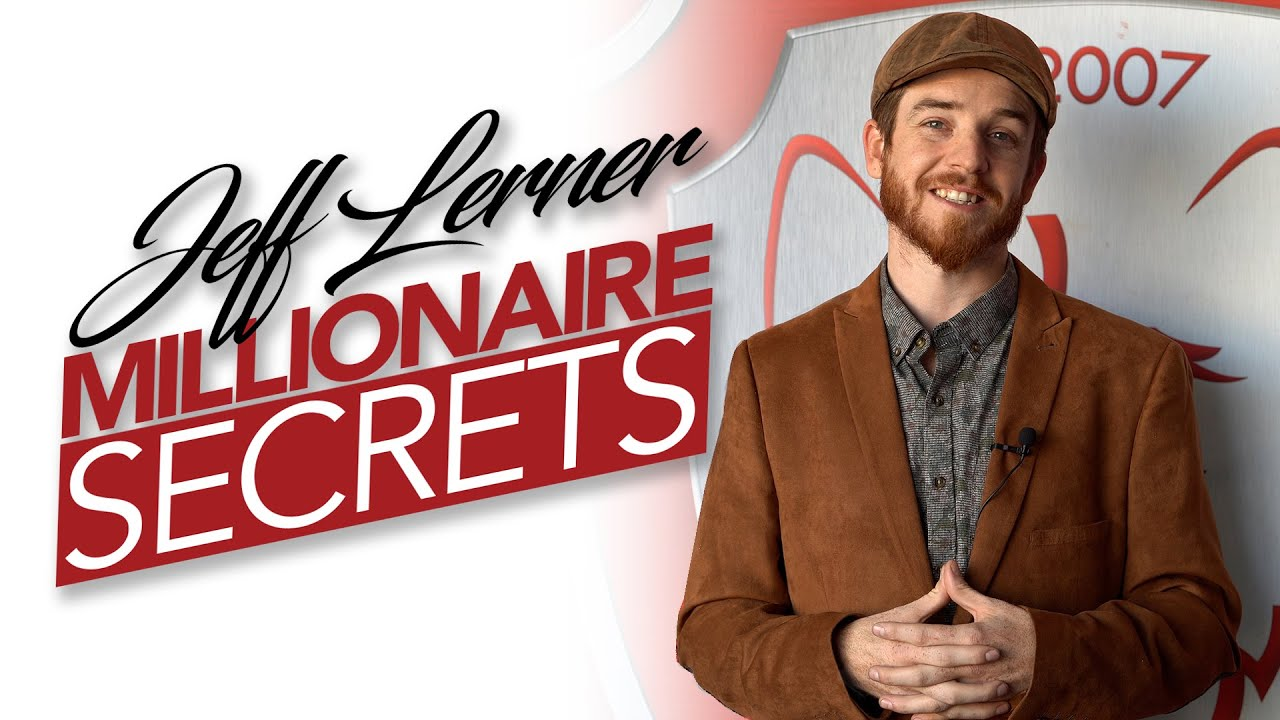 3 Millionaire Secrets Adrian Graphics And Marketing